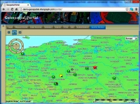 Geospatial Portal – an example of Intergraph's Geospatial servers, source: geospatial.intergraph.com
