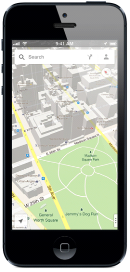Ten things to know about Google Maps for iPhone
