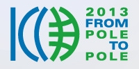 logo of 26th International Cartographic Conference – From Pole to Pole